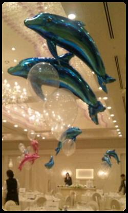 2011品川プリンス・水族館風 1卓4,450