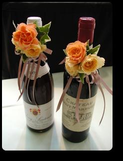 ボトルフラワー¥2,500×2