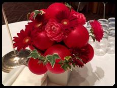 赤花とバルーン