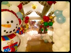 クリスマス階段1